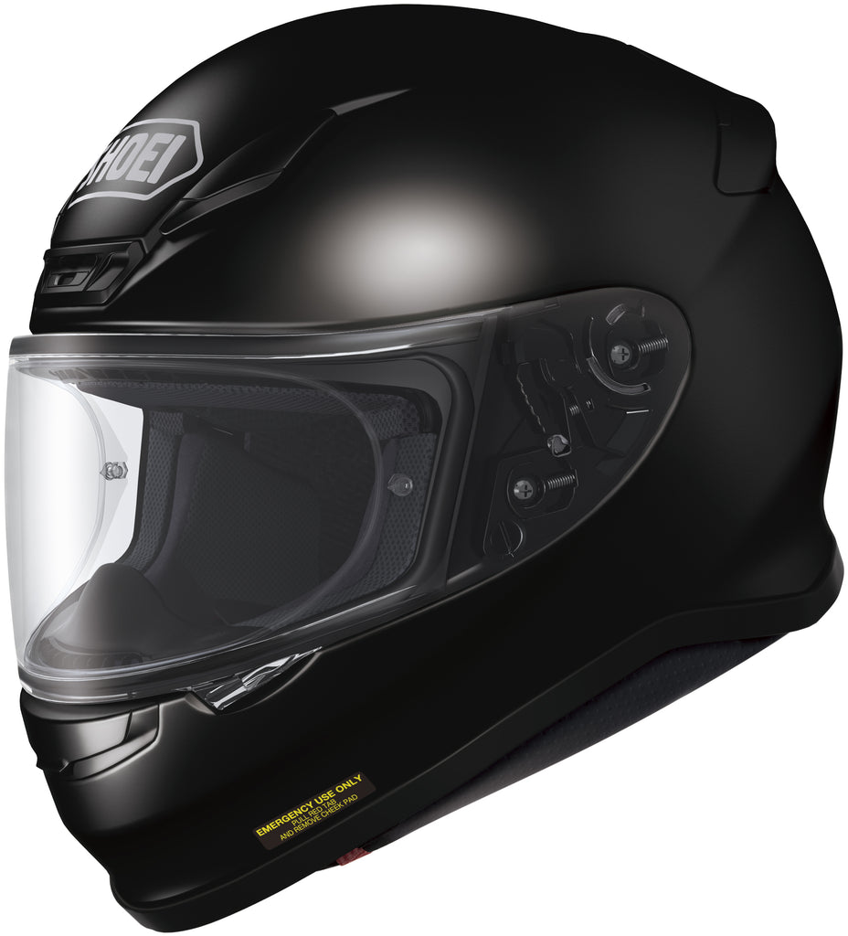 Shoei Rf-1200 Full Face Helmet Black