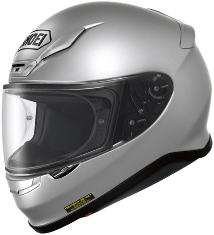 Shoei Rf-1200 Full Face Helmet Light Silver