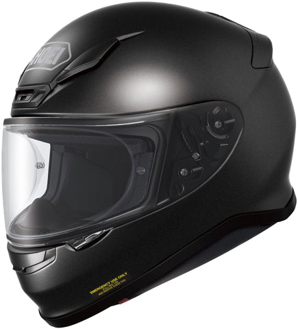 Shoei Rf-1200 Full Face Helmet Black Metallic