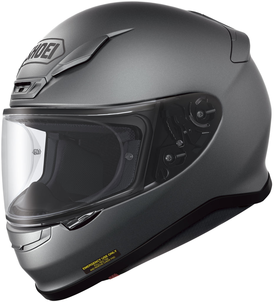 Shoei Rf-1200 Full Face Helmet Matte Deep Gray