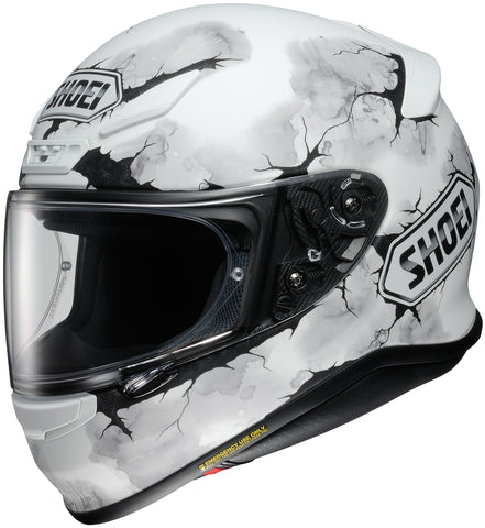 Shoei Rf-1200 Ruts Tc-6 Full Face Helmet Tc6