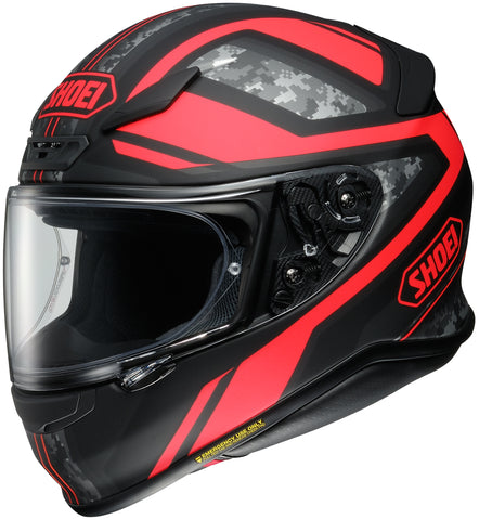Shoei Rf-1200 Parameter Tc-1 Full Face Helmet Tc1