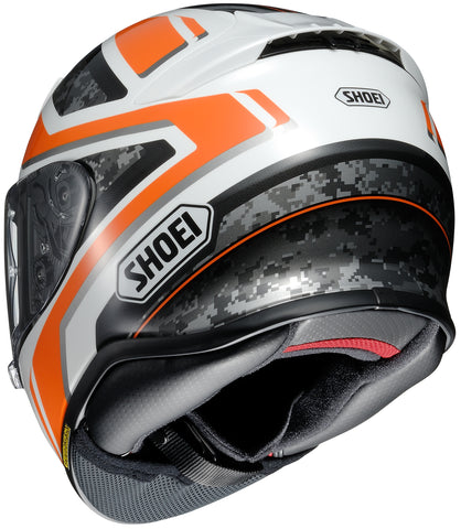 Shoei Rf-1200 Parameter Tc-8 Full Face Helmet Tc8