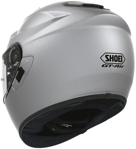 Shoei Gt-air Full Face Helmet Silver