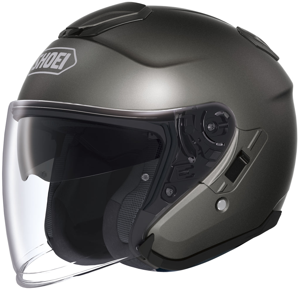 Shoei J-cruise Open Face Helmet Anthracite