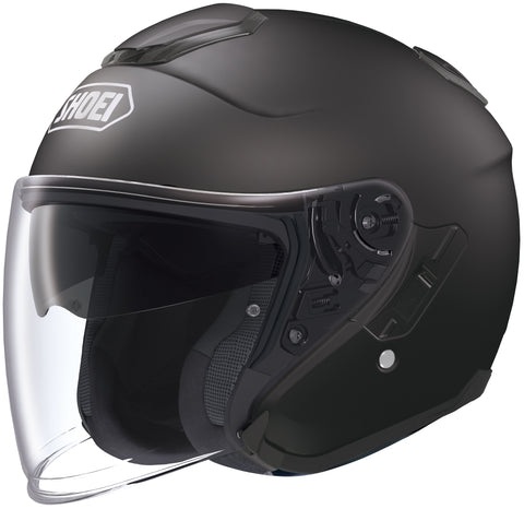 Shoei J-cruise Open Face Helmet Matte Black