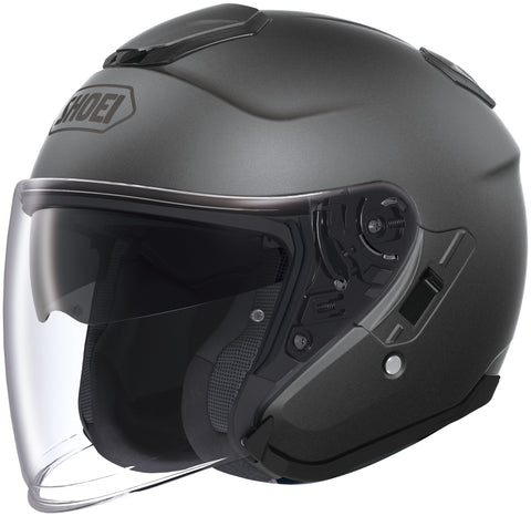 Shoei J-cruise Open Face Helmet Matte Dark Grey