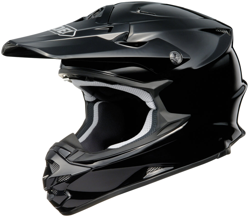 Shoei Vfx-w Off Road Helmet Black