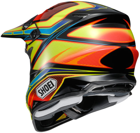 Shoei Vfx-w Capacitor Tc-3 Off Road Helmet Tc3