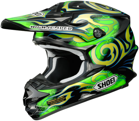 Shoei Vfx-w Taka Tc-4 Off Road Helmet Tc4