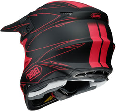 Shoei Vfx-w Hectic Tc-1 Off Road Helmet Tc1