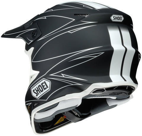 Shoei Vfx-w Hectic Tc-5 Off Road Helmet Tc5