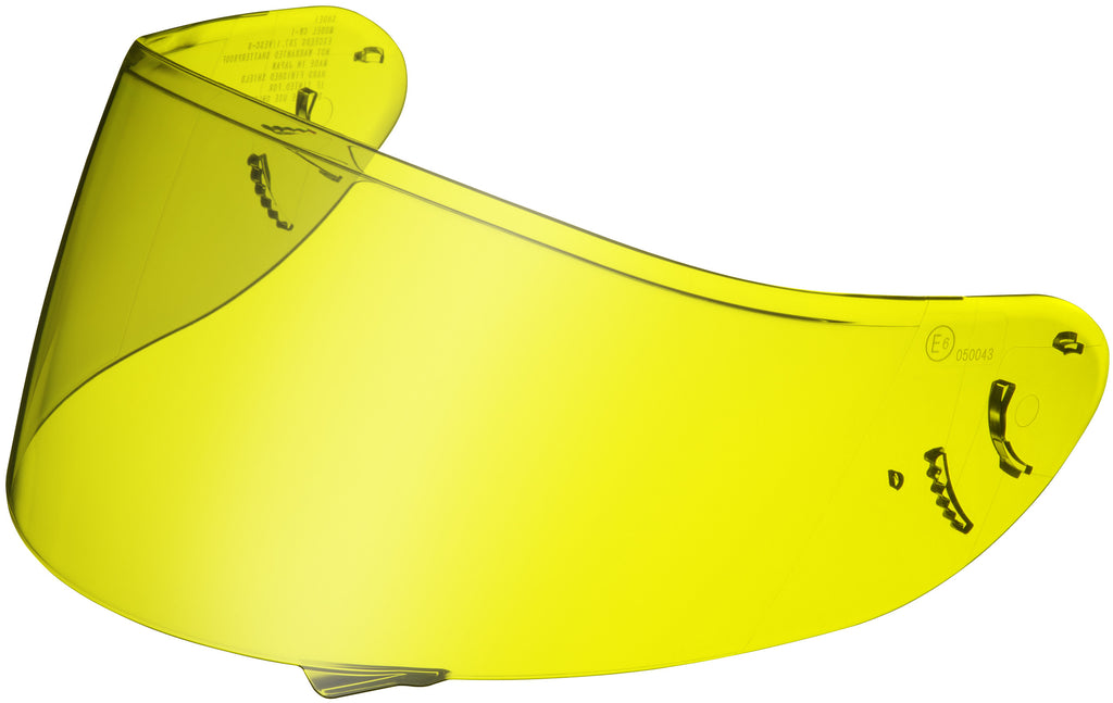 Shoei Cw-1 Shield Shoei Shields Hi-def Yellow