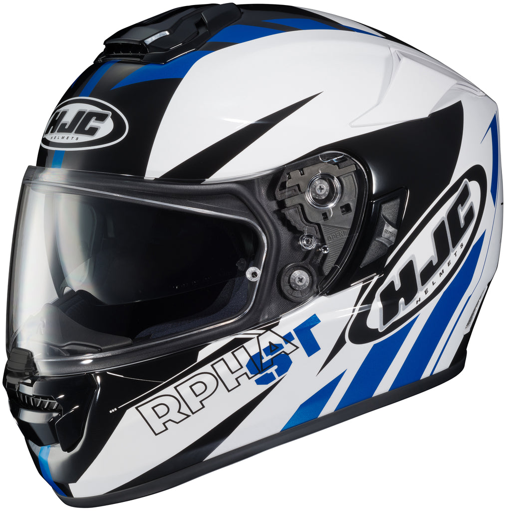 Hjc Rpha St Rugal Mc-2 Full Face Helmet Mc2