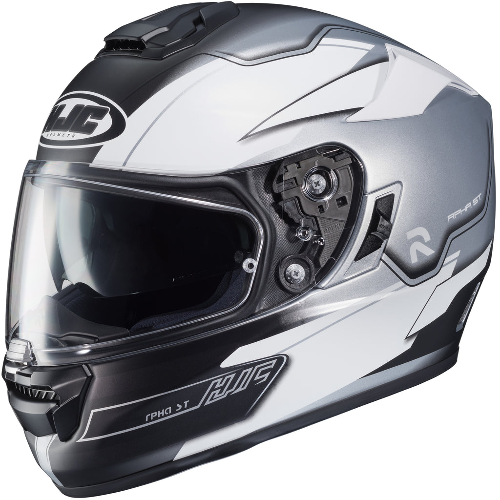 Hjc Rpha St Zaytun Mc-10sf Full Face Helmet