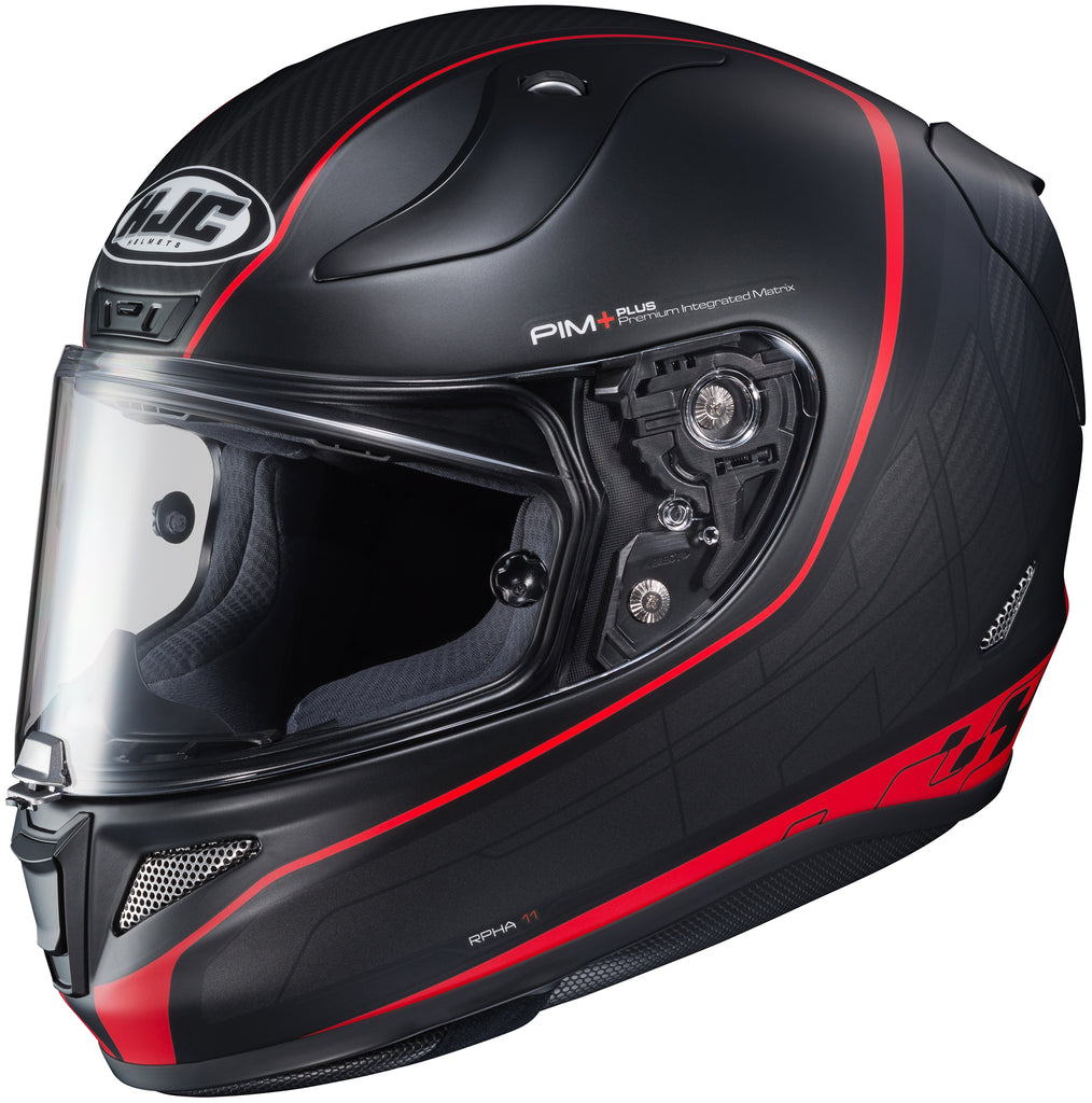 Hjc Rpha 11 Pro Riberte Mc1sf Full Face Helmet