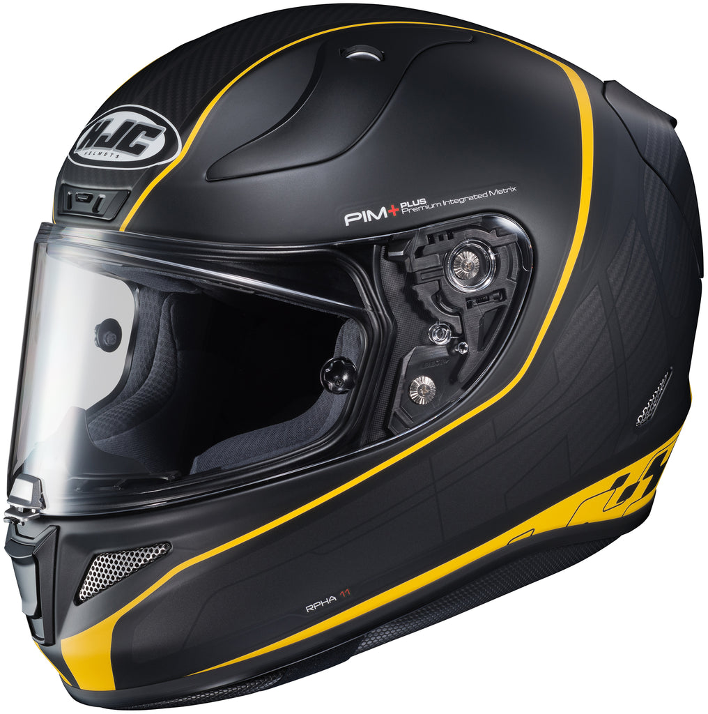 Hjc Rpha 11 Pro Riberte Mc3sf Full Face Helmet
