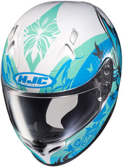 Hjc Fg-17 Flutura Mc-2 Full Face Helmet Mc2