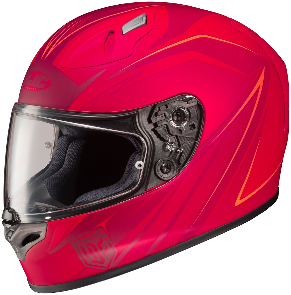 Hjc Fg-17 Thrust Mc-1f Full Face Helmet