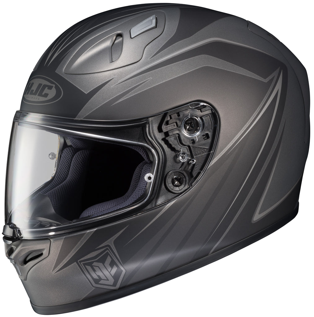 Hjc Fg-17 Thrust Mc-5f Full Face Helmet
