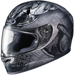 Hjc Fg-17 Valhalla Mc-5f Full Face Helmet