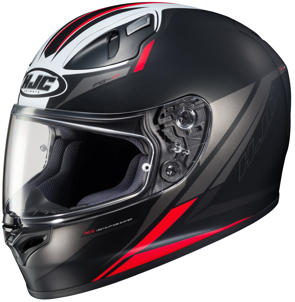Hjc Fg-17 Valve Mc-1sf Full Face Helmet