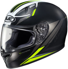 Hjc Fg-17 Valve Mc-3hsf Full Face Helmet