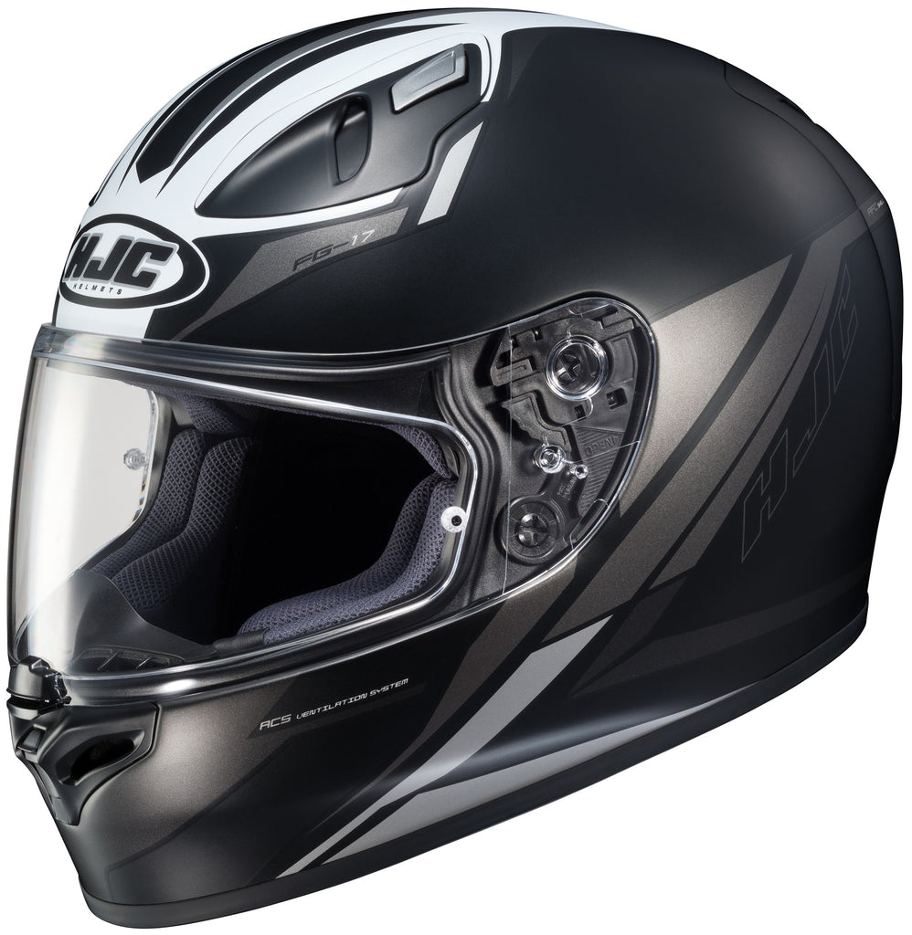 Hjc Fg-17 Valve Mc-5sf Full Face Helmet