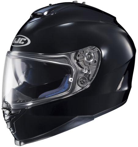 Hjc Is-17 Full Face Helmet Black