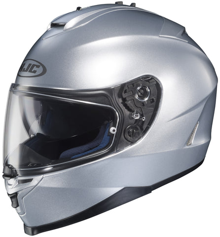 Hjc Is-17 Full Face Helmet Silver