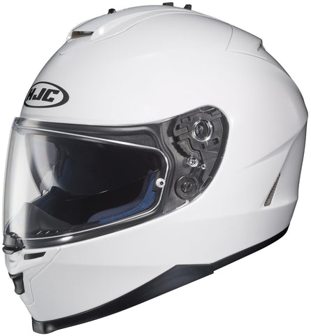 Hjc Is-17 Full Face Helmet White