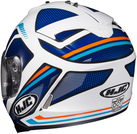 Hjc Is-17 Spark Mc-2 Full Face Helmet Mc2