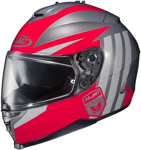 Hjc Is-17 Grapple Mc-1 Full Face Helmet Mc1