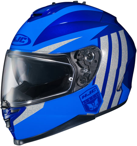 Hjc Is-17 Grapple Mc-2 Full Face Helmet Mc2