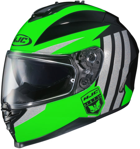 Hjc Is-17 Grapple Mc-4 Full Face Helmet Mc4