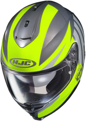 Hjc Is-17 Grapple Mc-3h Full Face Helmet