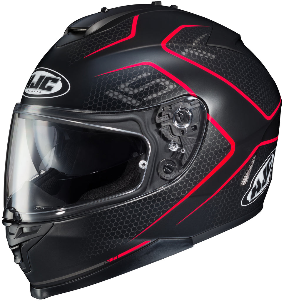 Hjc Is-17 Lank Mc-1sf Full Face Helmet
