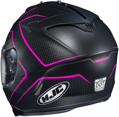 Hjc Is-17 Lank Mc-8sf Full Face Helmet