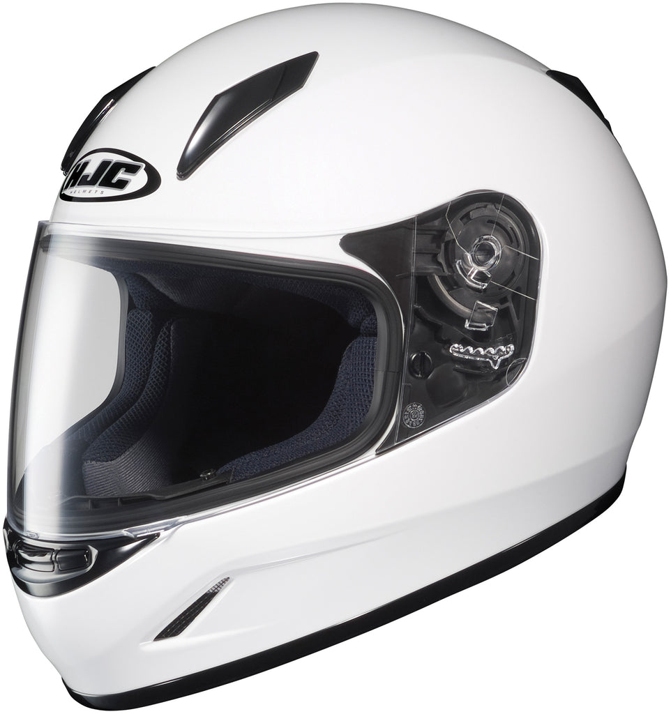 Hjc Cl-y Full Face Helmet White