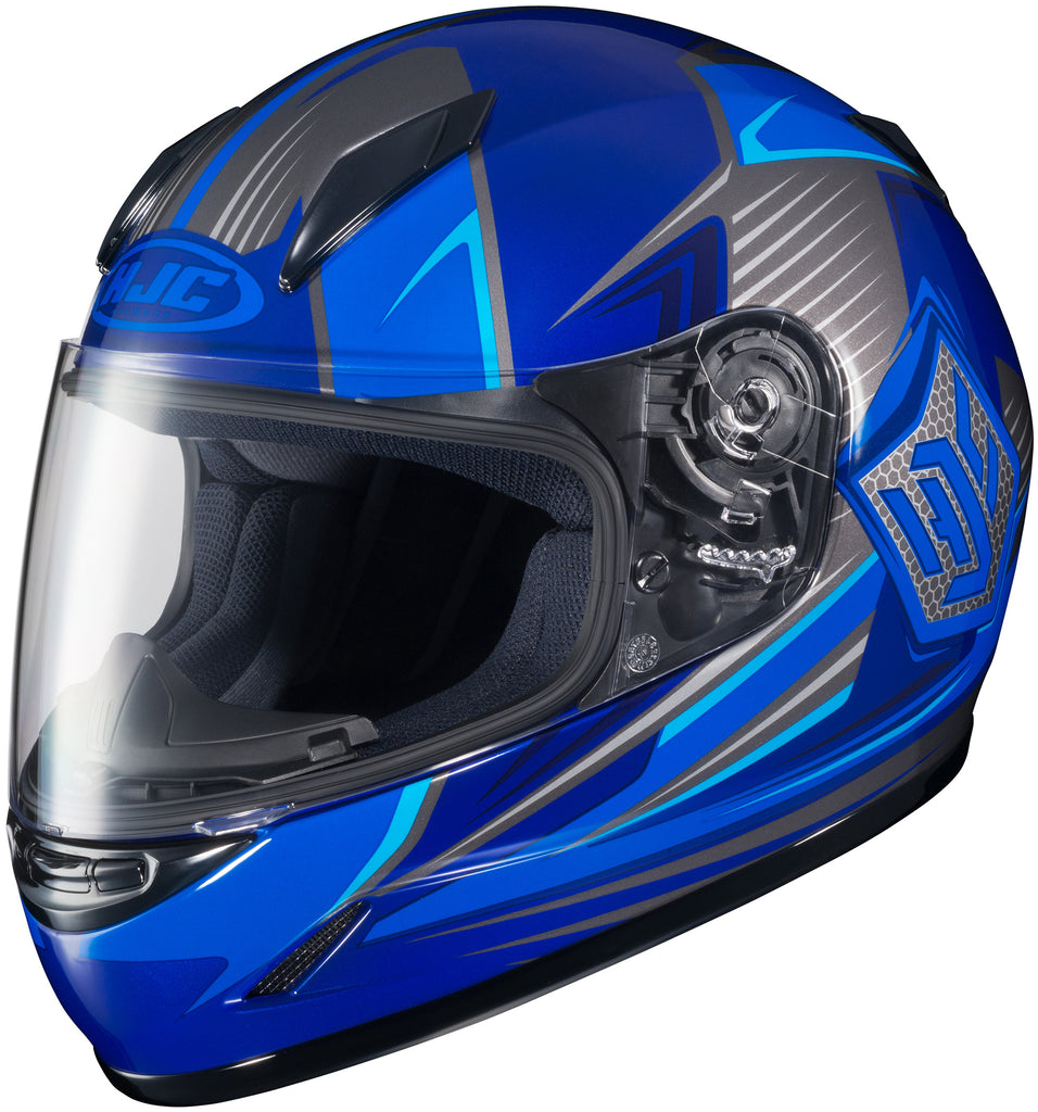 Hjc Cl-y Striker Mc-2 Full Face Helmet Mc2
