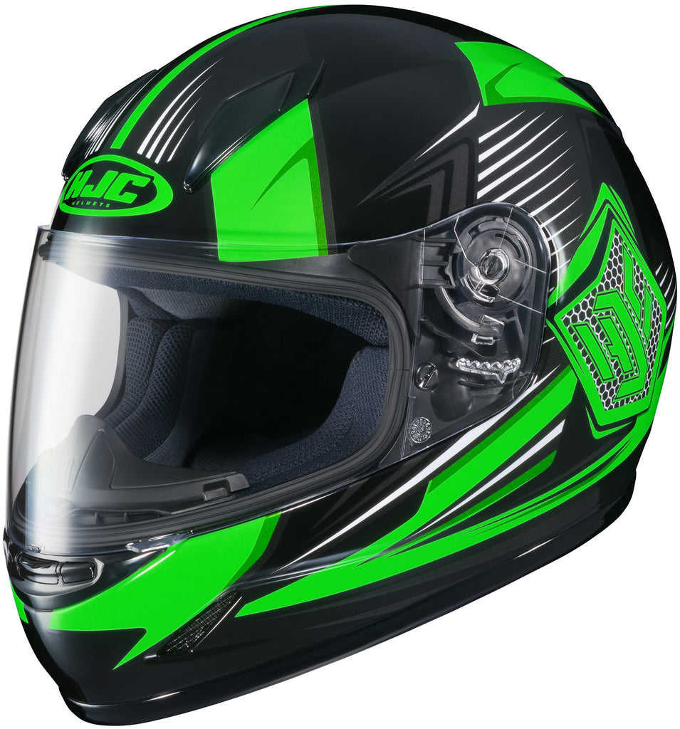 Hjc Cl-y Striker Mc-4 Full Face Helmet Mc4