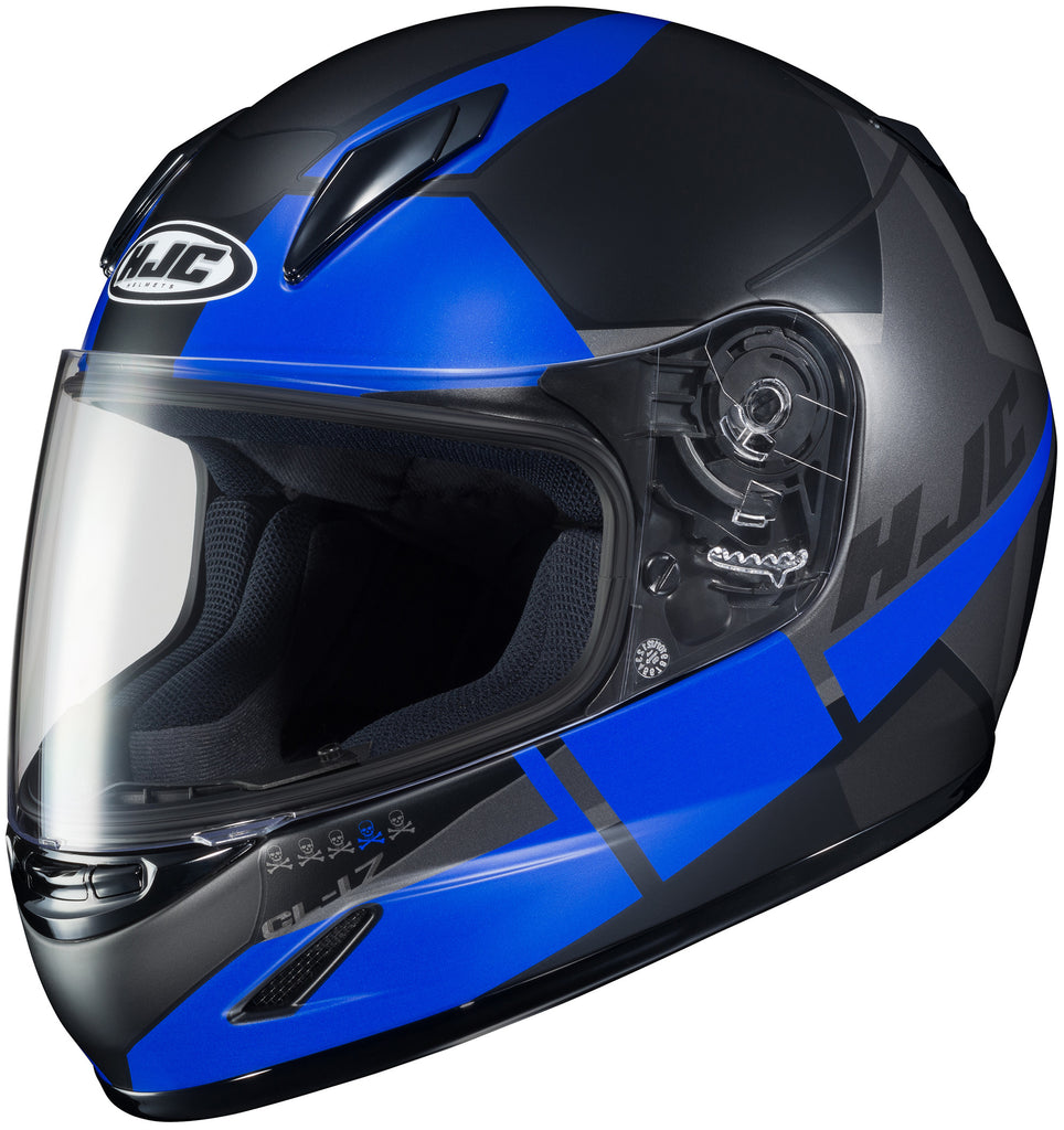 Hjc Cl-y Boost Mc-2sf Full Face Helmet