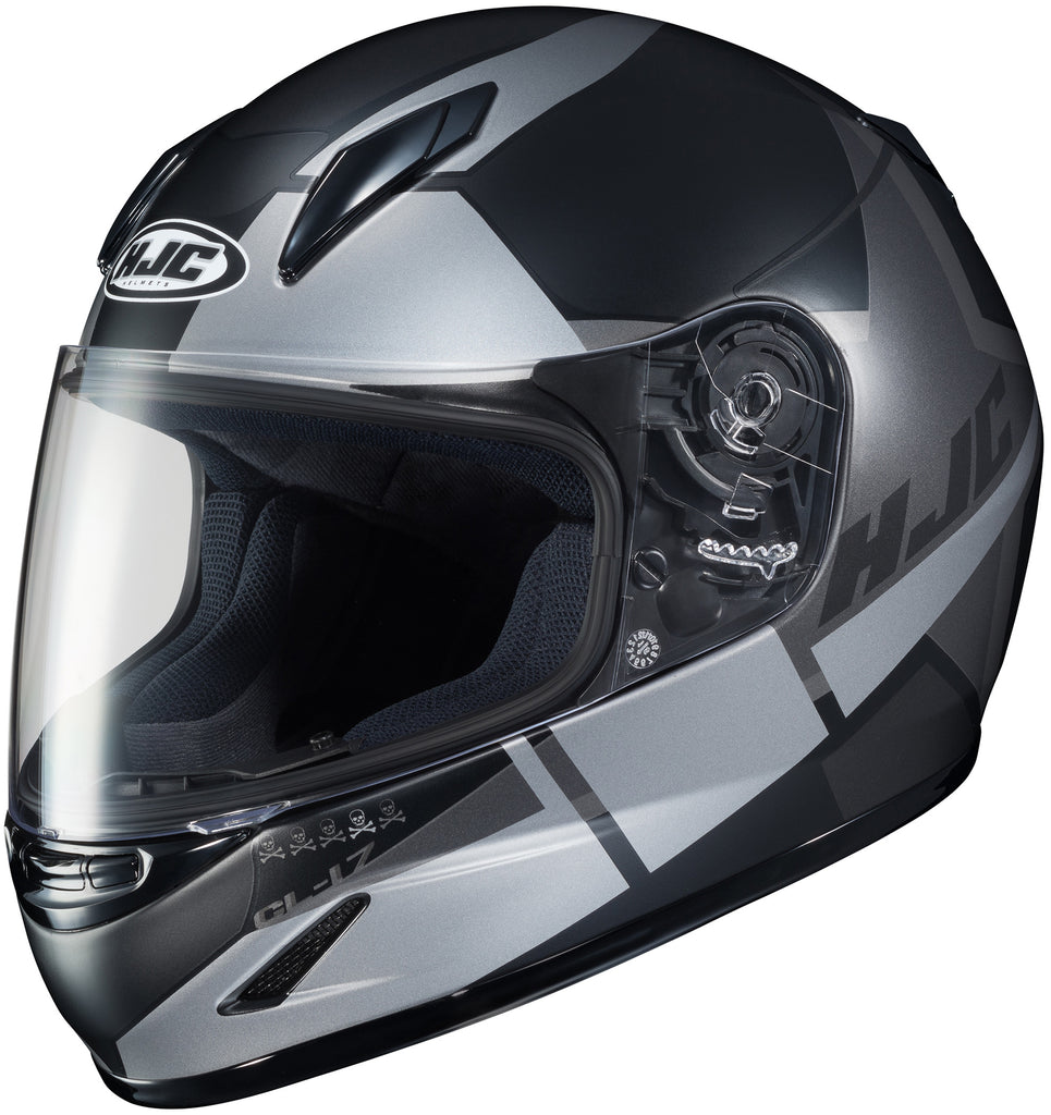 Hjc Cl-y Boost Mc-5sf Full Face Helmet