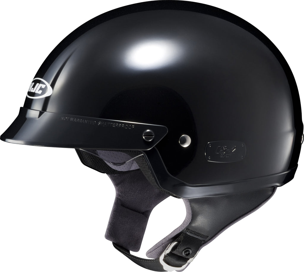 Hjc Is-2 Half Helmet Helmet Black