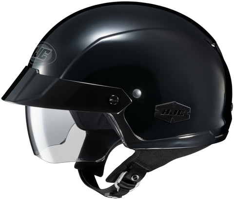 Hjc Is-cruiser Half Helmet Helmet Black