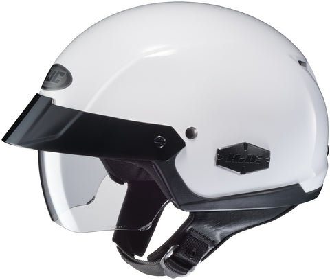 Hjc Is-cruiser Half Helmet Helmet White