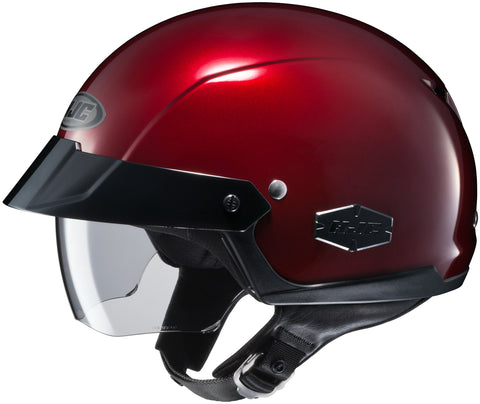 Hjc Is-cruiser Half Helmet Helmet Wine