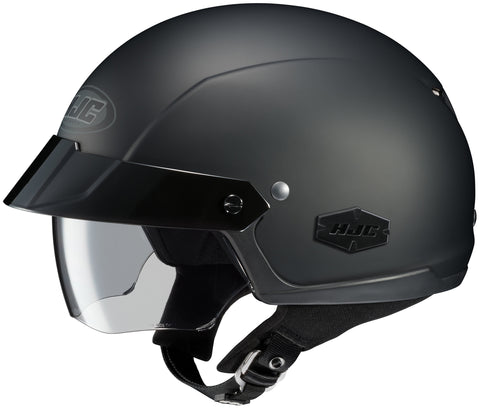 Hjc Is-cruiser Half Helmet Helmet Matte Black