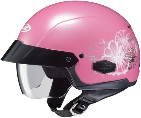 Hjc Is-cruiser Blush Mc-8 Half Helmet Helmet Mc8