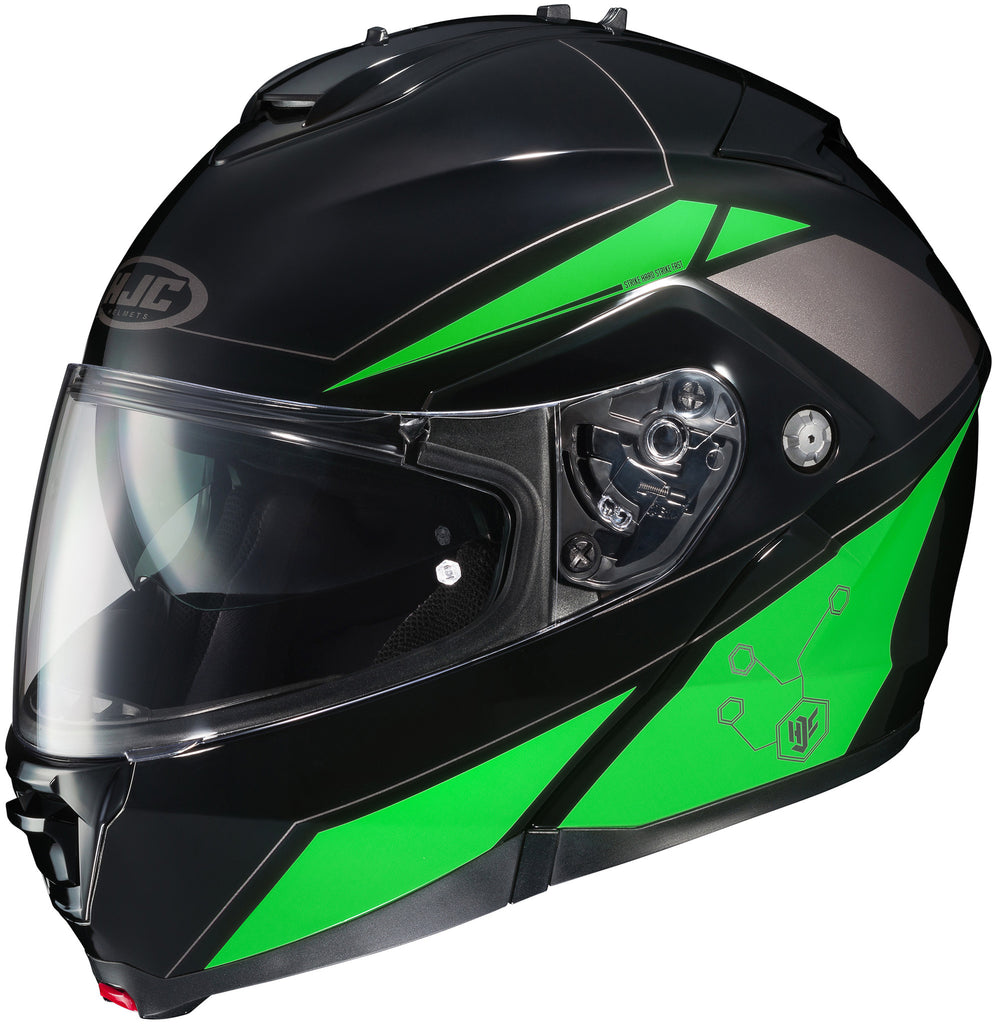 Hjc Is-max 2 Elemental Mc-4 Modular Helmet Mc4